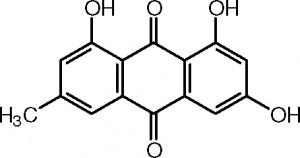 大黄素(Emodin)
