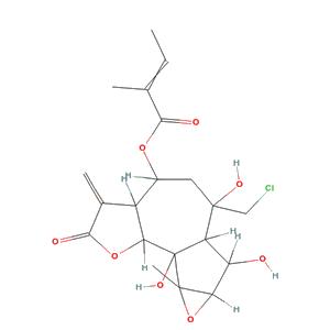 泽兰氧化氯内酯(Eupachloroxin)