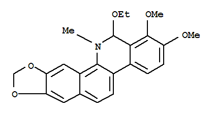 乙氧基白屈菜红碱(Ethoxv chelervthrine)