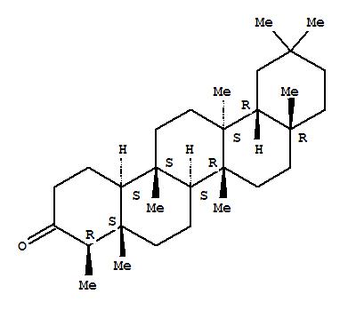 无羁萜-3β-醇(Friedelan-3β-ol)