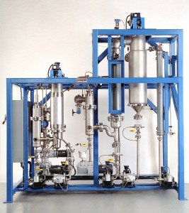 Molecular-distillation-technology