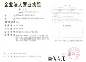 芜湖艾森格生物技术有限公司营业执照